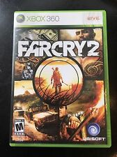 FarCry 2 FAR CRY 2 (Microsoft Xbox 360, 2008) GAME COMPLETE