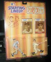 Starting Lineup Mickey Mantle Joe Dimaggio New York Yankees figure 1989 Kenner