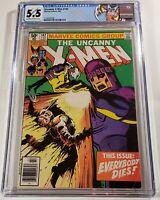 Uncanny X-men 142 CGC 5.5 Wolverine Label Days Of Future Past
