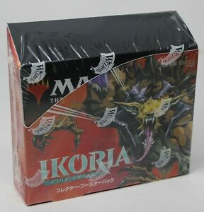 Ikoria Lair of Behemoths Japanese Collectors Box Factory Sealed