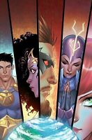 Commanders in Crisis #1 Mirka Andolfo 1:10 Variant Image Comics