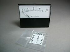 CMI Modutec 3S AVC 010 Panel Meter 0-10 AC Volts - NEW