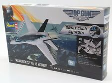 Revell 1/72 Scale Model Kit 04965 - Maverick,s F/A-18E Hornet - Top Gun