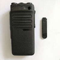 Black Replacement Housing Kit Front Cover for Motorola XPR3300 Portable Radio