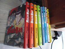 mangas billy bat tomes 1 à 8 urasawa