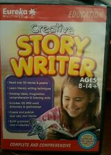 Creative Story Writer Ages 8-14+ PC GAME - FREE POST