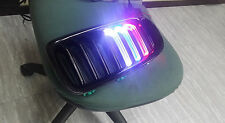 BMW F30 STYLE  GLOSSY GRILLE WITH M COLORED LED LIGHT