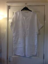 Short Sleeve Linen Boho, Hippie No Pattern Dresses for Women
