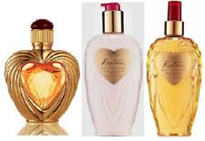 Victoria's Secret RAPTURE HEART SHAPED PERFUME LOTION  MINI 3 PC GIFT SET RER