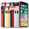 Funda Silicona Suave para iPhone 6 6S 7 8 X 10 XS MAX XR   6 6S 7 8 Plus