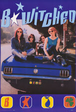LOT OF 2 POSTERS:MUSIC: B*WITCHED - GIRL BAND 1999 -  FREE SHIP  #BW0001  RC40 H