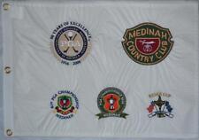 2006 Limited Ed. PGA CHAMPIONSHIP MEDINAH Golf Flag