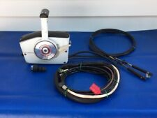 Evinrude Johnson Power Pilot Side Mount Remote Control W/Cables & Wire Harness