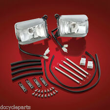 SHOW CHROME 52-595 HALOGEN DRIVING LIGHT KIT GL1500 GOLDWING 1988-2000