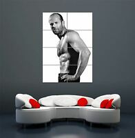 JASON STATHAM  MOVIE FILM STAR COOL POSTER ART  PRINT GIANT LARGE  WA056