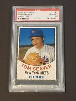 1977 Hostess Tom Seaver #7 PSA 10 Gem Mint Low POP HOF Mets Forever!!!