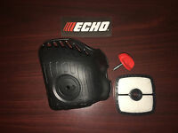 NEW OEM Echo Air Filter & Cover A232001850 SRM-225 GT-225 PAS-225 PE-225 PPF-225