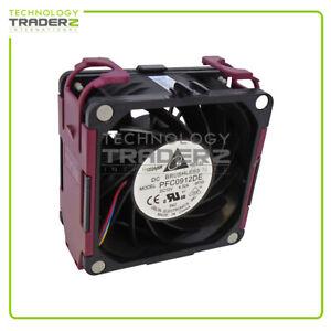 Lot Of 4 591208-001 HP 92mm Fan Module Assembly 584562-001 ***Pulled***