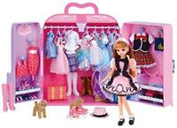 Licca Doll Rika Chan House Dress room Girls Toy TAKARA TOMY Kawaii House Only JP