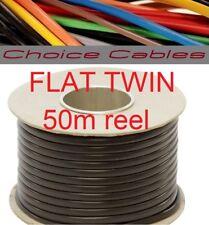 10 X 5M 50M Cable Automotriz Kit 1MM 16A coche barco Telar de alambre de 50 metros