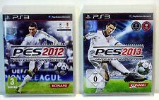 PlayStation 3 Bundle - Pro Evolution Soccer 2012/13 - PAL - Deutsch - PS Network