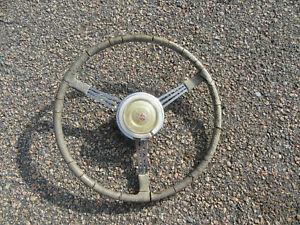 1941-47 BUICK Banjo Steering Wheel