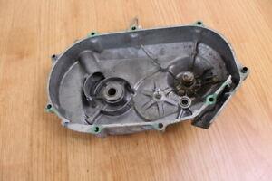 1993 HONDA EZ90 CUB EZ 90  Left Crankcase / Main Engine Cases