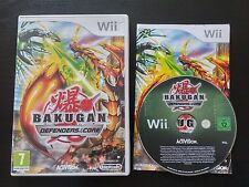 Bakugan: Defenders of the Core - Nintendo Wii / Wii U - Free, Fast P&P!