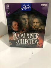 Microsoft Composer Collection. New Sealed Cd