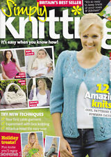 Simply Knitting Hobbies & Crafts Magazines