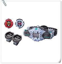 Kamen Masked Rider Zi-O Transform Belt DX Ziku Driver & Ridewatch Holder BANDAI