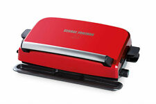 NEW George Foreman Convertible Grill Sandwich Makers GRP10 RRP $129.95