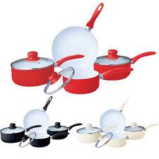 Unbranded Ceramic Saucepans