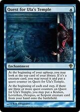 In Cerca del Tempio di Ula - Quest for Ula's Temple MTG MAGIC WW Worldwake Ita