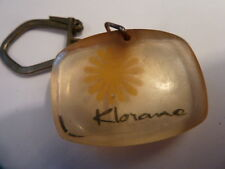 Porte-clés BOURBON / INCLUSION : KLORANE - dc