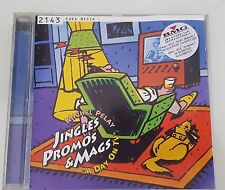 Jingles, Promos & Mags : A Day On Tv  Cd