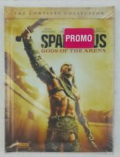 Spartacus: Gods Of The Arena - The Complete Collection [DVD] Brand New
