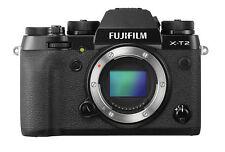 Fujifilm X-T2 24.3 MP Digital Camera - Black (Body Only)