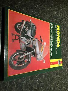 Honda Gl 500 Silverwing Haynes Manual 78/86