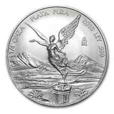 2015 ~ 1/4~OZ ~ MEXICO ~ SILVER  LIBERTAD ~ BRILLIANT UNCIRCULATED COIN ~ $16.88