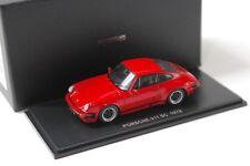 1:43 Kyosho Porsche 911 930 SC 1978 red NEW bei PREMIUM-MODELCARS