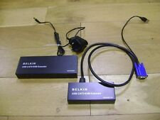 Belkin USB CAT5 KVM Extender - Model F1D086U