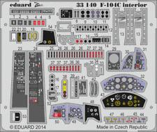 Eduard Zoom 33140 1/32 Lockheed F-104C Starfighter Italeri