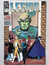 L.E.G.I.O.N. 1989 Issues 1 & 2 Keith Giffen Alan Grant Barry Kitson