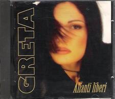 "GRETA - RARO CD FUORI CATALOGO "" ALIANTI LIBERI "" NEW TROLLS"