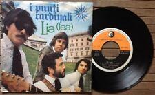 """I PUNTI CARDINALI / LIA - TIENIMI - 7"""" (printed in Italy 1968)"""