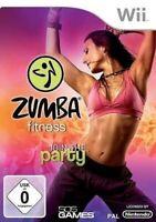 Nintendo Wii Spiel - Zumba Fitness 1: Join the Party nur Software mit OVP