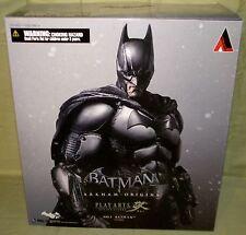 "BATMAN ARKHAM ORIGINS Square Enix Play Arts Kai #1 DARK KNIGHT 11"" FIGURE"