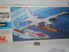 HASEGAWA RARE MITSUBISHI MU 2 S JAPAN AIR SELF DEFENCE FORCE SCALA 1/72 JS-095