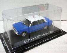 LADA 1200 TAXI ADDIS ABEBA 1972 1/43 IXO ALTAYA